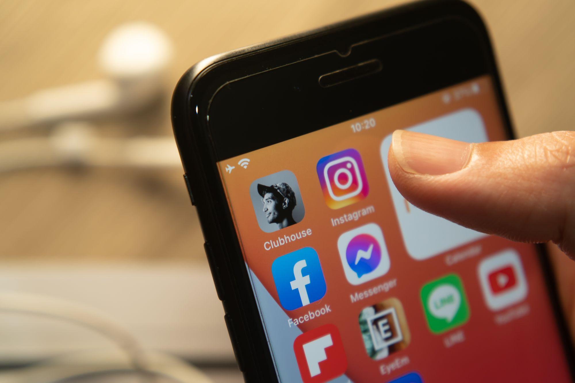 Conversas do Clubhouse foram vazadas em reprodutor do app para outras plataformas