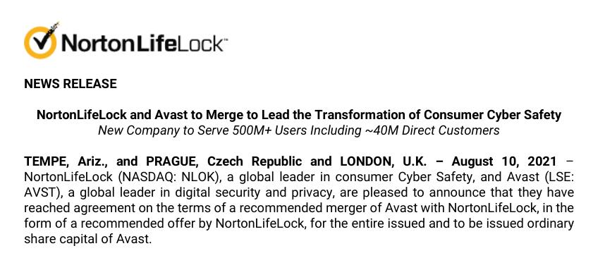 Compra foi revelada em um comunicado à imprensa, publicado na segunda-feira (10). Foto: The Hack.